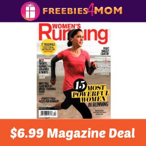 Magazine Deal: Women's Running $6.99