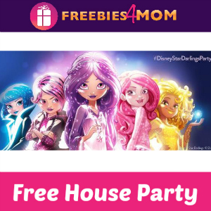 Free Disney Star Darlings House Party