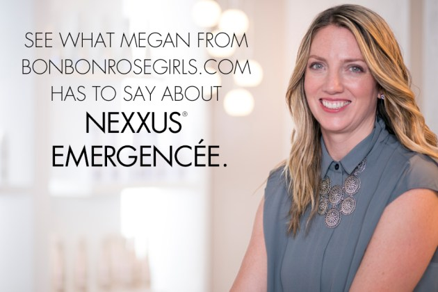 Nexxus Emergencee hair care review