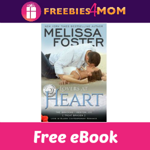 Free eBook: Lovers at Heart ($4.99 Value)