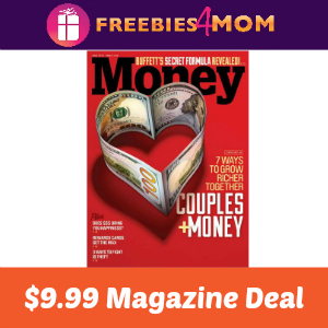 Money Magazine $9.99