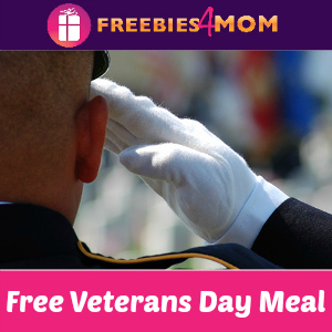 Free Veterans Day Meal at Olive Garden