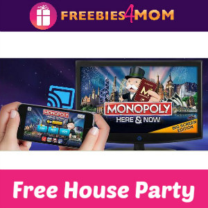 New Year's Eve Family Fun Night House Party