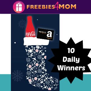 Sweeps Coca-Cola Instant Stocking Stuffer