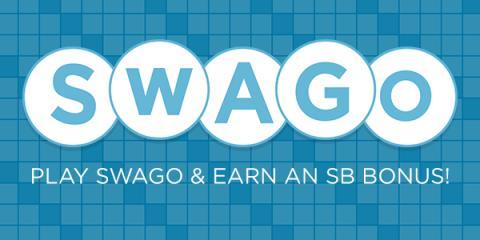 SWAGO game on Swagbucks