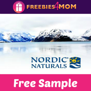 Free Sample Pack from Nordic Naturals