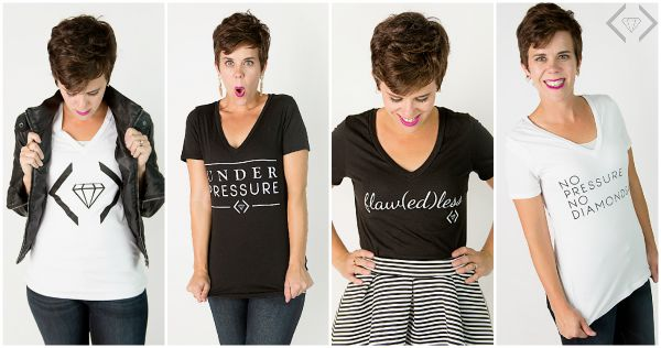 New Year Inspirational Tees $14.95