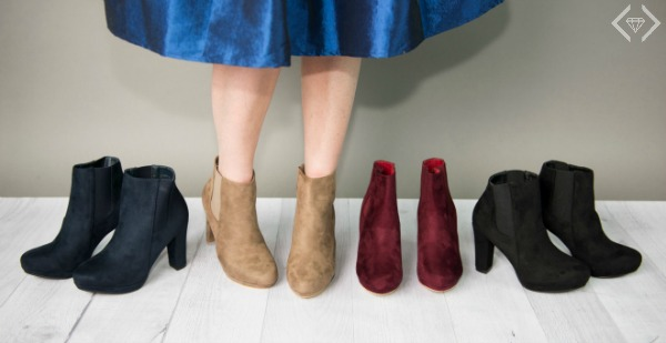 40% Off Suede Boots, Booties & Moccasins