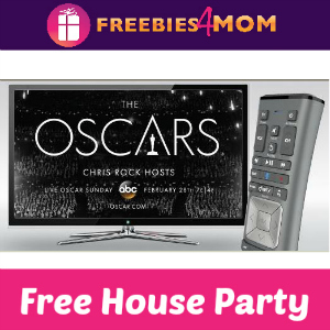 Free House Party: The Oscars XFINITY