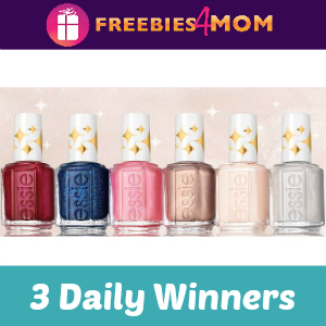 Sweeps Essie Retro Revival (3 Daily Winners)