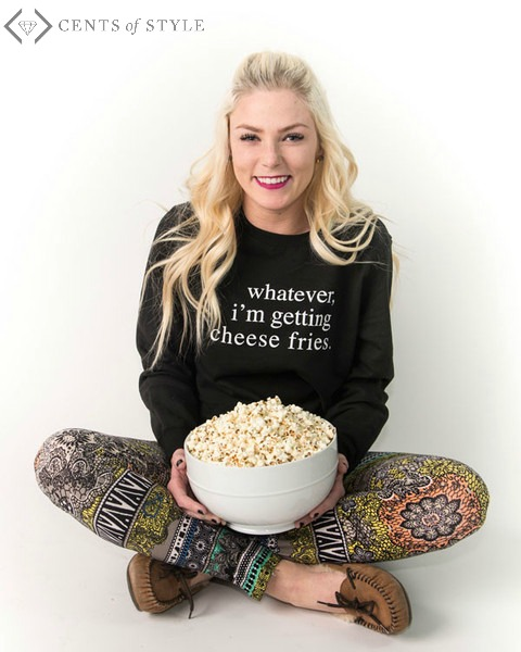 $16.95 Comfy Graphic Sweatshirts