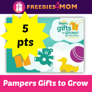 5 Pampers Points (expire 3/26)
