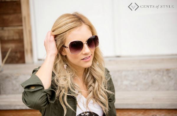50% Off Sunglasses & Earrings