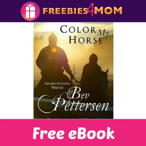 Free eBook: Color My Horse ($4.99 Value)