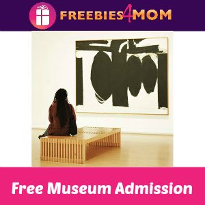 Bank of America Free Museum Admission January