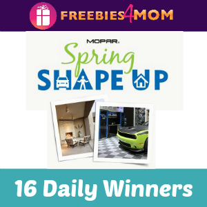 Sweeps Mopar Spring Shape Up