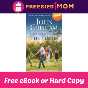 Free John Grisham eBook or Hard Copy
