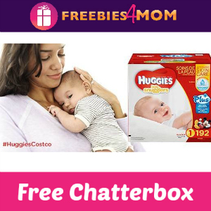 Free Huggies Diapers at Costco Chatterbox