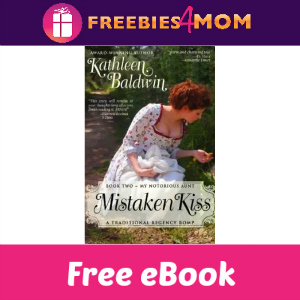 Free eBook: Mistaken Kiss ($2.99 Value)