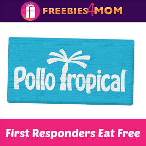 Eat for Free at Pollo Tropical for Texas Flooding First Responders