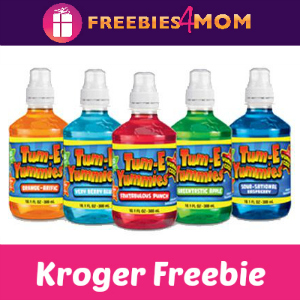 Free Tum-E Yummies Beverage at Kroger