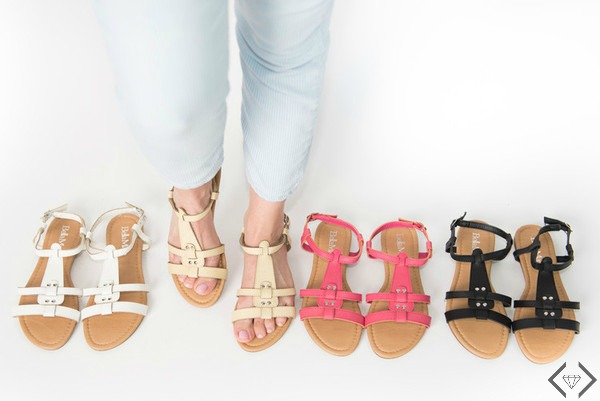 35% Off Summer Sandals (Starting at $9.99)