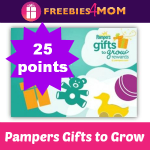 25 Pampers Points