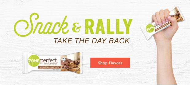 Save on ZonePerfect® nutrition bars at Walmart