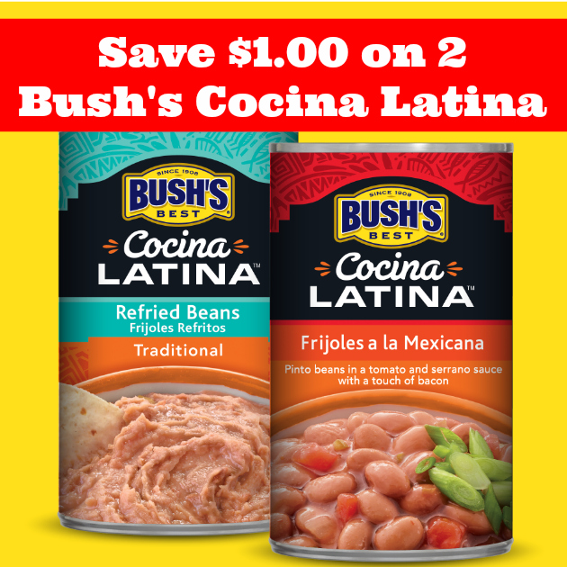 Bushs Coupon 630x630