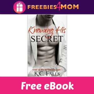 Free eBook: Knowing His Secret ($2.99 Value)