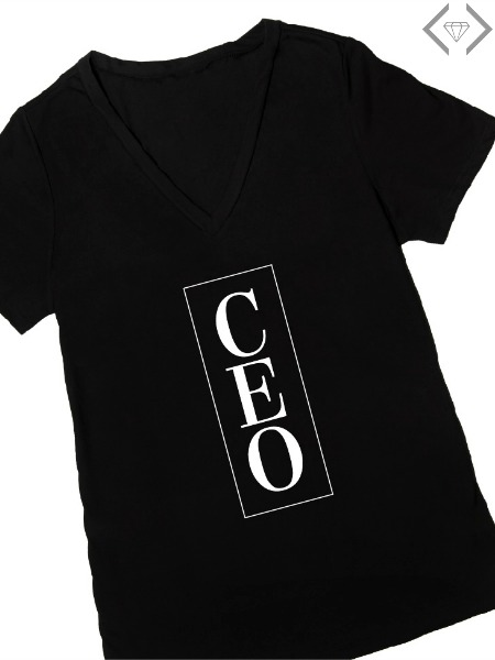 $19.95 CEO Tee from Cents of Style