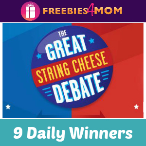 Sweeps Frigo Great String Cheese Debate