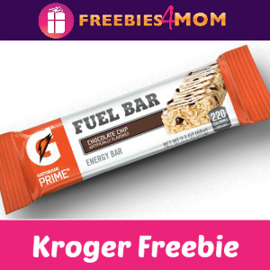 Free Gatorade Fuel Bar at Kroger