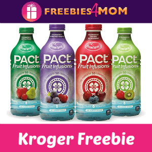 Free Ocean Spray Infusions at Kroger