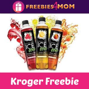 Free Sparkling Ice Tea at Kroger