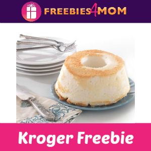 Free Bakery Fresh Angel Food Cake at Kroger
