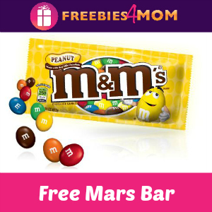 Free Mars Candy Bar at Kroger (expires 8/18)