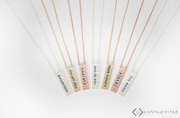 Tribe necklaces 2