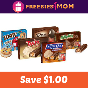 Coupon: $1.00 off one Mars Ice Cream
