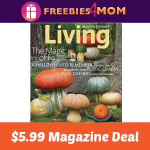 Magazine Deal: Martha Stewart Living $5.99