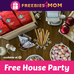 Free House Party: Starbucks and Lindt LINDOR