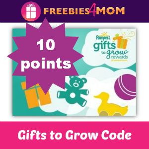 10 Pampers Points (expire 10/7)