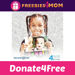 Donate 4 Free: Operation Smile