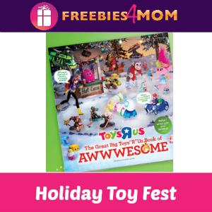 Toys R Us Holiday Toy Fest Nov. 5