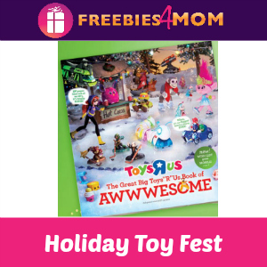 Toys R Us Holiday Toy Fest Nov. 5