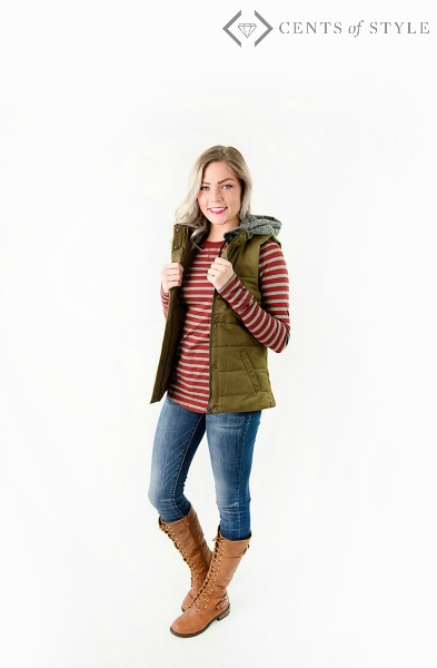 30% off Coats & Jackets at Cents of Style
