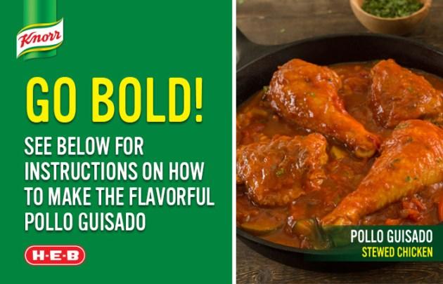 Knorr Stewed Chicken Recipe
