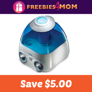 Coupon: $5.00 off one Vicks Humidifier