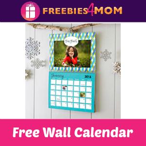Free Shutterfly Wall Calendar ($24.99 Value)