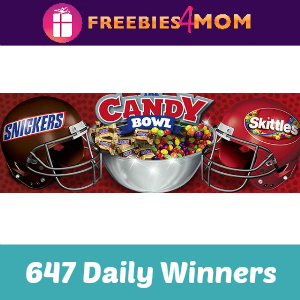 Sweeps Mars Chocolate Candy Bowl